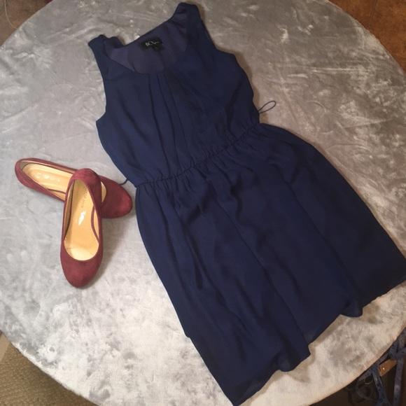 BCX Dresses & Skirts - BCX Navy Dress